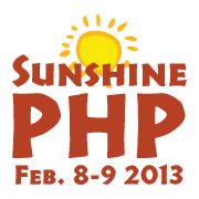 Logotipo de la conferencia SunshinePHP