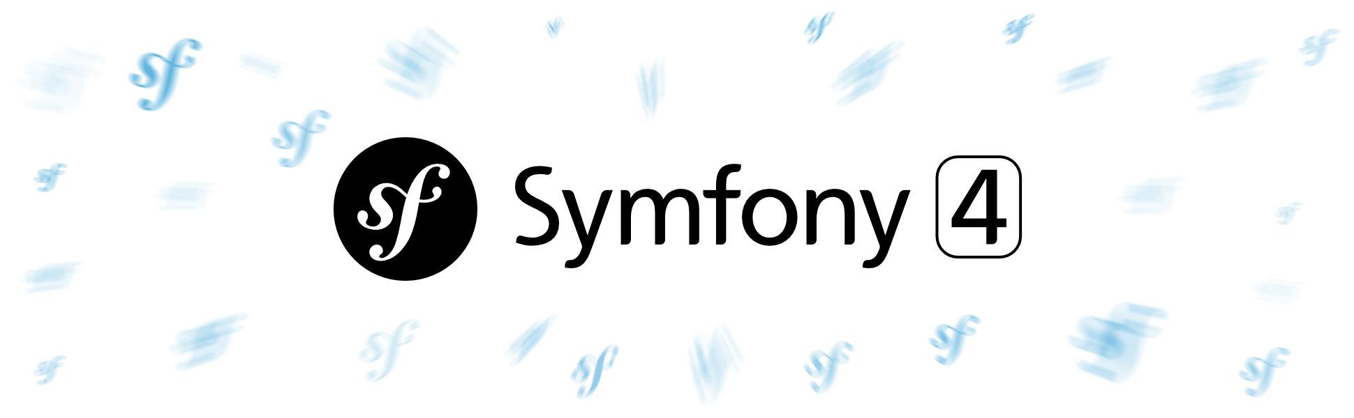 Symfony 4 se publicó el 30 de noviembre de 2017